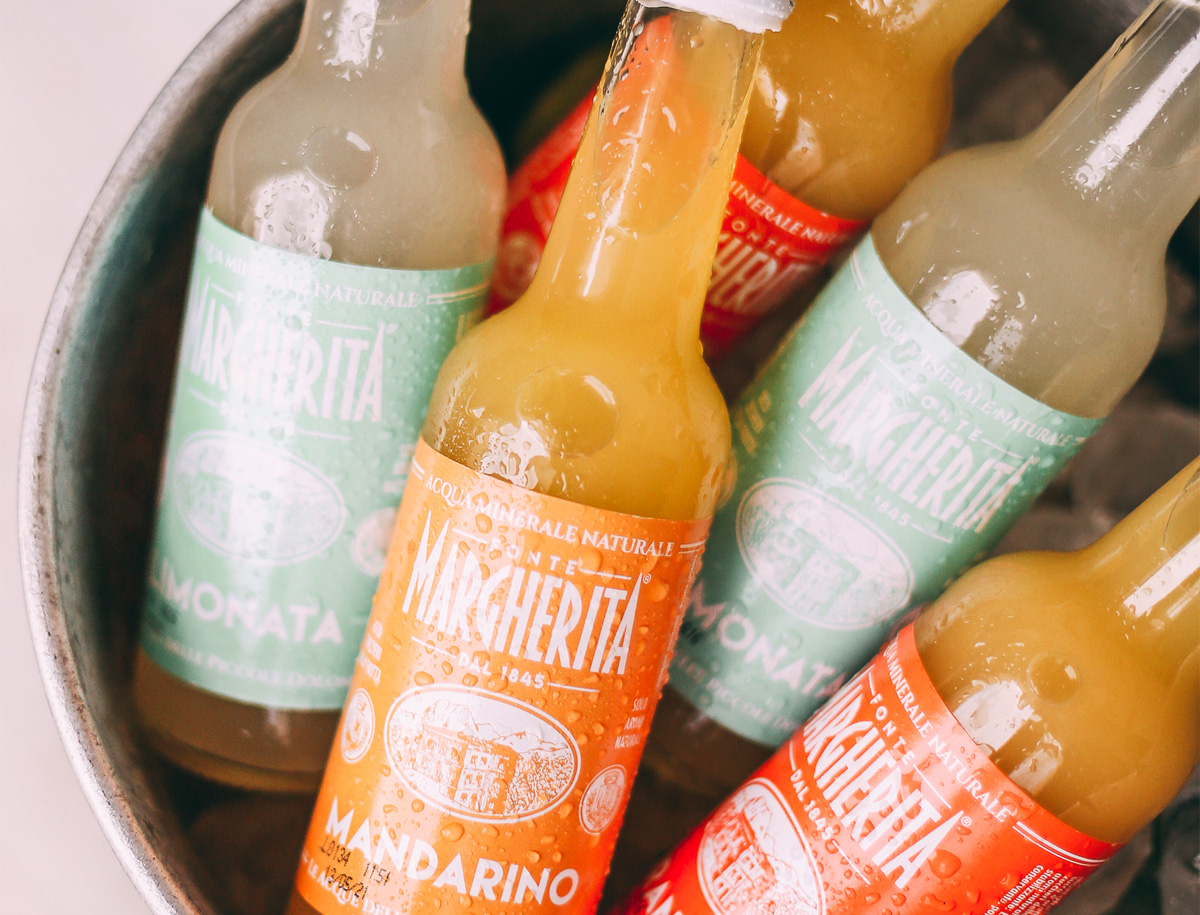 Fonte Margherita Soft drinks